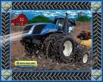 New Holland 1225C New Holland Tractor Panel, Print Concepts