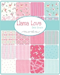 Llama Love Layer Cake, Deb Strain by Moda