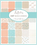 Lullaby Layer Cake, Kate and Birdie by Moda