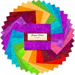 Magic Colors Charm Pack, Wilmington Prints