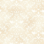 Welcome Home Flannel F8365 E Cream Scroll, Maywood Studio