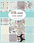 Meow or Never Charm Pack, Erin Michaels by Moda