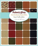 Natures Glory Jelly Roll, Kansas Troubles by Moda