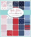 Nordic Stitches Charm Pack, Northern Quilts by Moda