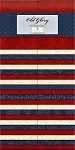 Old Glory Jelly Roll Strips Wilmington Prints