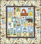 Utah Quilt Kit, Riley Blake