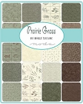 Prairie Grass Charm Pack, Holly Taylor by Moda