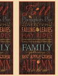 Colors of Fall 84410 238 Family Panel, Wilmington Prints