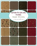 Return to Cub Lake Flannel Layer Cake, Holly Taylor by Moda