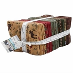Return to Cub Lake Flannel Fat Quarter Bundle, Holly Taylor by Moda