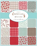 Return to Winters Lane Charm Pack, Kate & Birdie by Moda