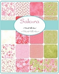 Sakura Charm Pack, Sentimental Studio by Moda