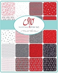 Sno Charm Pack, Northern Quilts by Moda