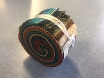 A Splash of Color Jelly Roll, Laundry Basket by Andover