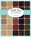 Thistle Farm Charm Pack, Kansas Troubles by Moda