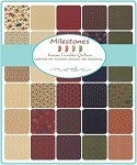 Milestones Charm Pack, Kansas Troubles by Moda
