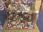 Town and Country Square Roads Quilt Kit, Holly Taylor by Moda