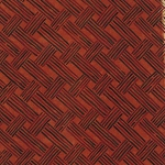 Turning Leaves 6575 15 Rustic Herringbone Burnt Orange, Holly Taylor by Moda
