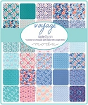 Voyage Jelly Roll, Kate Spain by Moda