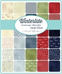 Wintertide Layer Cake, Janet Clare by Moda