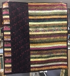 Wisconsin Custom Batik Jelly Roll Acreage Quilt Kit, Hoffman