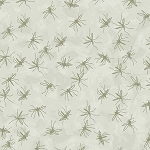 Open Sky Y2454 61 Taupe Tossed Mosquitos, Clothworks