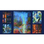 City Lights Digital Panel Y3094 55 Clothworks