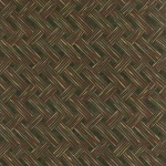 Timber Trail Flannel 6564 17F Dark Green Herringbone, Holly Taylor by Moda