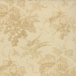 Vin Du Jour Floral Grape Toile 44021 16 Linen, 3 Sisters by Moda