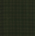 Wool Needle Flannel 1057 11F Raven Campbell Plaid, Primitive Gatherings by Moda