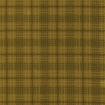 Wool Needle Flannel 1057 18F Syrup Campbell Plaid, Primitive Gatherings by Moda