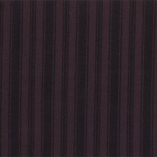 Wool Needle Flannel II 1092 18F Plum Ticking Stripe, Primitive Gatherings by Moda