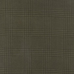 Wool and Needle III Flannel 1132 15F Grass Houndstooth, Primitive Gatherings by Moda