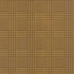 Wool and Needle III Flannel 1132 22F Straw Houndstooth, Primitive Gatherings by Moda