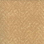 Wool Needle Flannel II 1093 11F Tan Zig Zag Herringbone, Primitive Gatherings by Moda