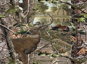Realtree 10149 Panel, Print Concepts