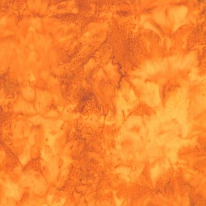 Hoffman Bali Batik Hand dyed Watercolors 1895 26 Curry