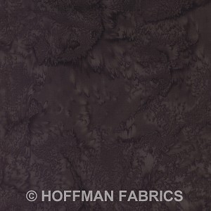 Hoffman Bali Batik Hand dyed Watercolors 1895 537 Blacklight