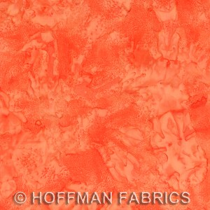 Hoffman Bali Batik Hand dyed Watercolors 1895 596 November