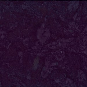Hoffman Bali Batik 1895 88 Boysenberry Hand dyed Watercolors