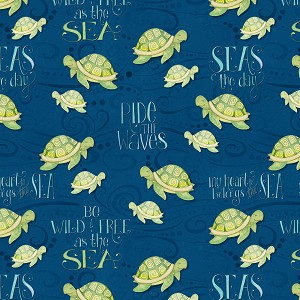 Navy Sea Turtles 27566 497, Wilmington