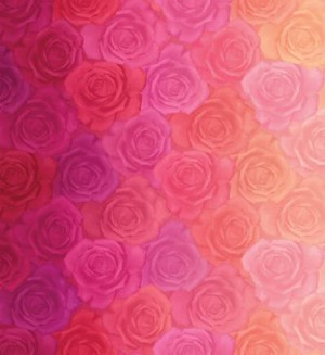 Gradients Digital 33364 11D Reds Pinks Roses, Moda