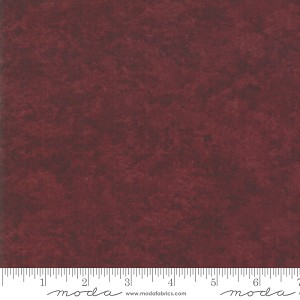 Country Charm 6538 193 Marble Rustic Red, Holly Taylor by Moda