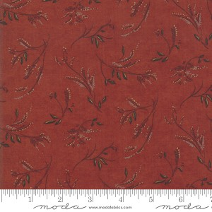 Country Charm 6794 16 Weeds Spice, Holly Taylor by Moda