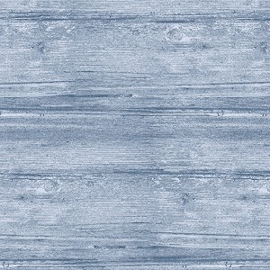 Washed Wood 7709 52 Sea Blue, Contempo by Benartex
