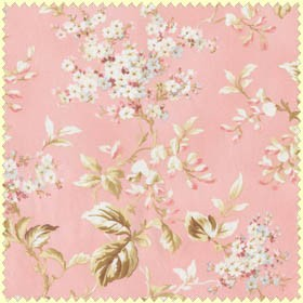 Memories of Love 8068 P Pink Allover Floral Maywood Studio