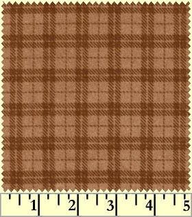 Maywood Flannel Woolies F18130 A Plaid