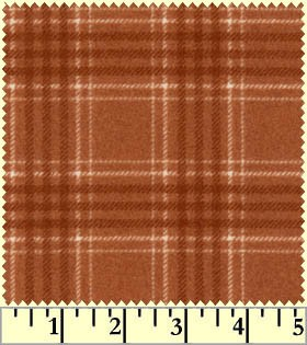 Maywood Flannel Woolies F18142 M Large Plaid