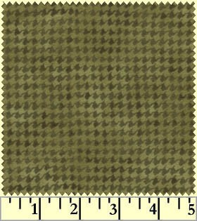 Maywood Flannel Woolies F1840 G2 Houndstooth