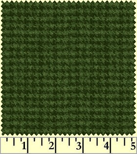Maywood Flannel Woolies F18503 G2 Houndstooth